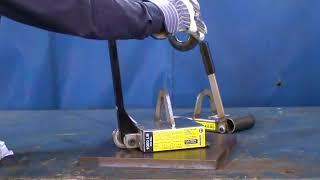 Creative Lift® Permanent Ceramic Lift Magnet Demonstration