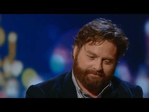 George Tonight: Zach Galifianakis   CBC
