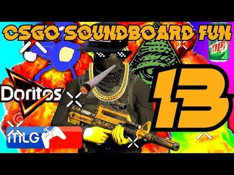 how to make a csgo sound bord