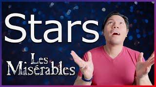 Stars   Les Miserables   Cover