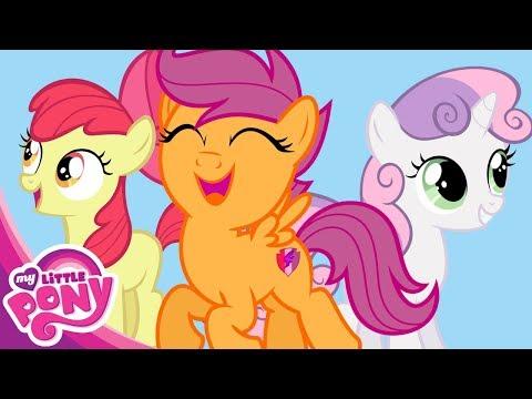 Мультики Дружба - это чудо про Пони - Полёт к финишу