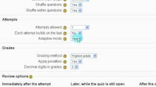 How to: Create a Moodle Quiz - Simplified!