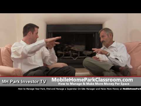 Mobile Home Park Investor TV: Lease to Own Mobile Homes