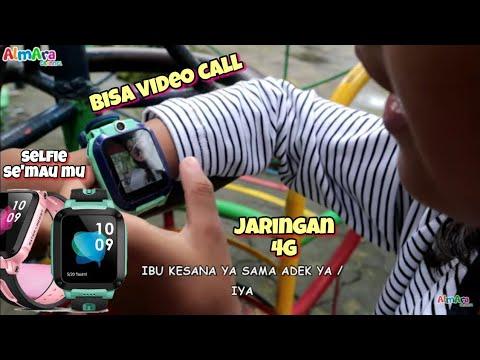Drama Ara Terpisah Dari Alma 😁 Untung Ada IMOO Watch Phone Z5 For Kids