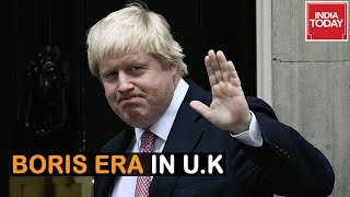Boris Johnson Replaces Theresa May As UK Prime Minister