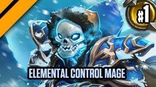 Day[9] HearthStone Decktacular #323 - Elemental Control Mage
