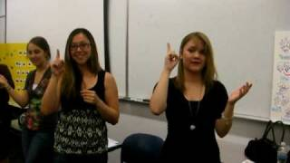 Learning Twinkle in ASL 2 28 2009