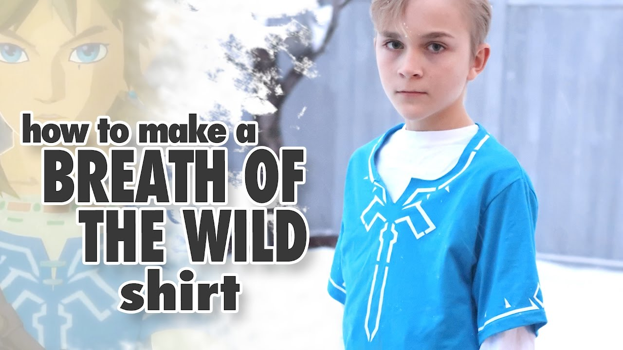 How to make a champions tunic links breath of the wild blue how to make a champions tunic links breath of the wild blue shirt solutioingenieria Gallery