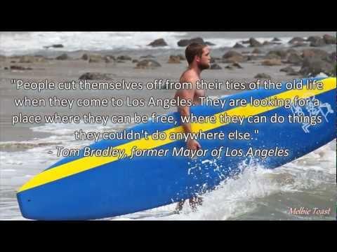 Robert Pattinson:  I Love L.A. !