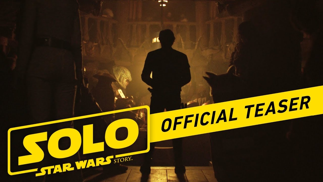 Image result for Solo: A Star Wars Story Official Teaser