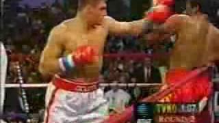 Andrew Golota - Riddick Bowe 2nd round (2nd fight)