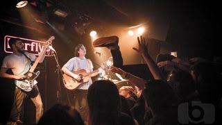 The Front Bottoms - Maps (Live @ Camden Barfly, London)