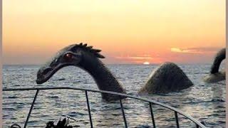 Карадагское чудовище в Крыму  Карадагский змей(Уже тысячи лет в Черном море встречают неизвестное науке животное, напоминающее доисторического динозавра..., 2015-11-17T06:32:47.000Z)