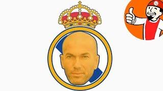 Zinedine Zidane odszedł z Realu Madryt (JZWlog)