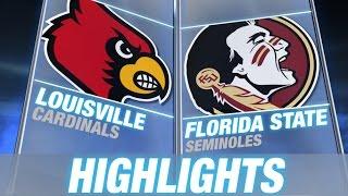 Louisville vs Florida State | 2014-15 ACC Men