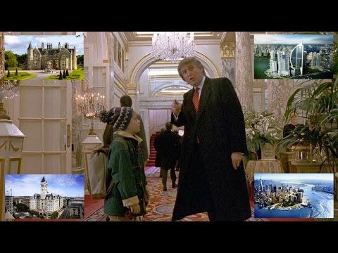 Donald Trump Luxury 5 Star Hotels Around The World
