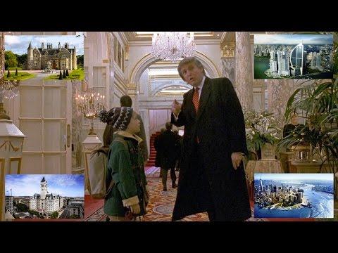Donald Trump Luxury 5 Star Hotels Around The World