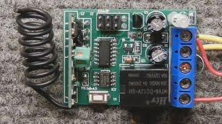 ZK1PA Wireless Remote Control Setup Tutorial