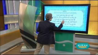 Kur'an Öğreniyorum 2. Sezon 20.Bölüm | İdğam-ı Bila Ğunne (Gunnesizidgam) 2017 Video