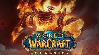 Ностальгирую в прямом эфире в World of Warcraft Classic