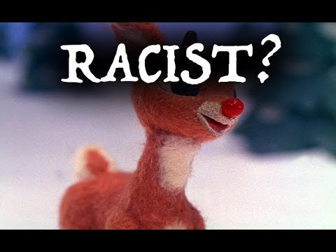 Rudolph The Red Nosed RACIST? Huffington Post Thinks It Needs Diversity & Inclusion.