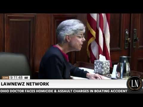 Dr. Joseph Yurich Trial Day 5 Medical Examiner Dorothy Dean Testifies 071417