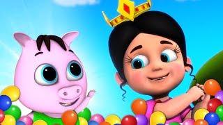 Pinky Ka Birthday | Birтhday In Hindi | Kids Rhymes In Hindi | Party Song For Babies | Nursery Rhyme