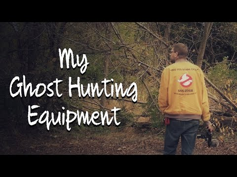 Best Ghost Hunting Camera & Equipment