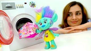Videos #PlayDoh! Mach eine Suppe für #Troll #Poppy, #Gidget aus #Pets! #Spielzeuge aus Trickfilmen!