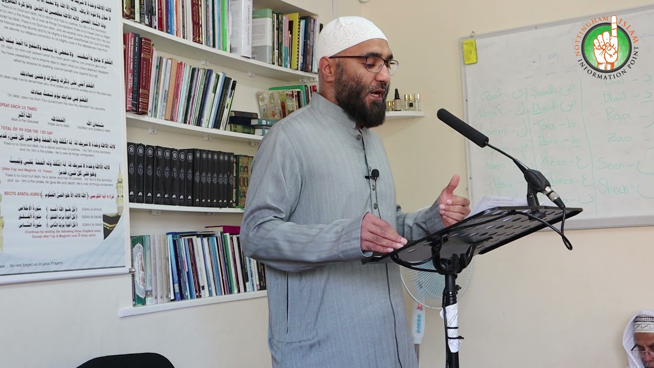 Lessons From The Life Of Ibrahim Part Two by Brother Waheed Hussain