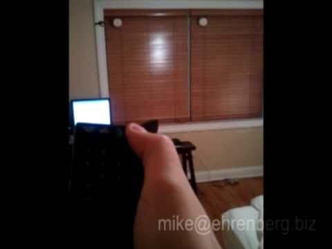 Automatic Motorized Blinds, W/ Timer