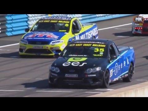 2015 V8 Ute Series - Hidden Valley - Race 1 - Part 1/2