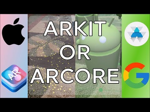 Download Youtube: ARKit vs ARCore Side By Side Comparison