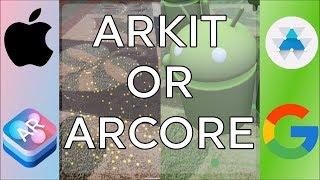 ARKit vs ARCore Side By Side Comparison