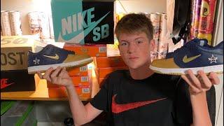 Unboxing the Nike x Supreme Sb dunks!!!