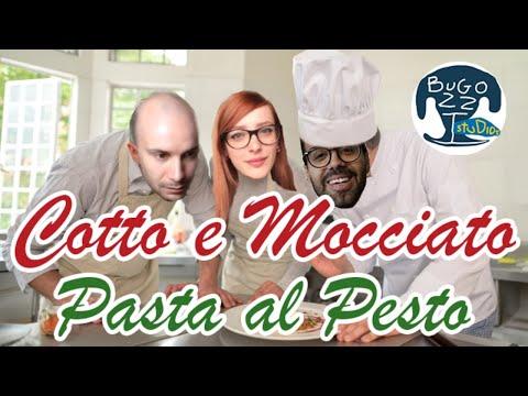 in-cucina-con-dario-e-agnese:-pasta-e-bruschette-al-pesto!-[mastro-cameraman]-#maratonamoccia