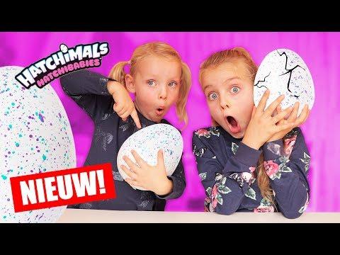 DE ALLER NIEUWSTE HATCHI BABIES UITBROEDEN!! [Surprise Eieren Van Hatchimals]♥DeZoeteZusjes♥