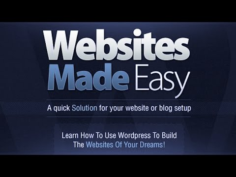how to create a website with wordpress step by step
