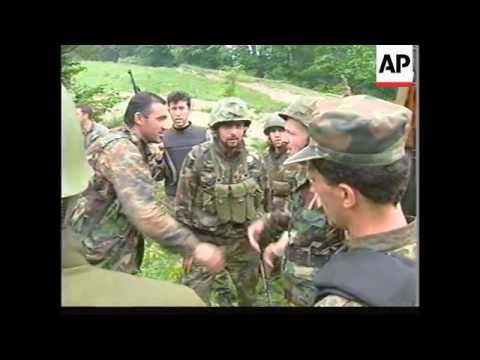 KOSOVO: KLA CLAIM TO HAVE KILLED A RUSSIAN CAPTAIN