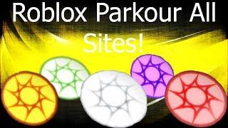 Roblox Parkour | All Sites! (spawns)