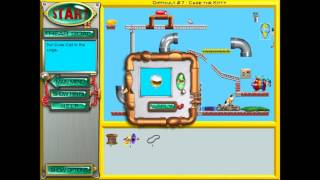 Return of The Incredible Machine: Contraptions - Difficult Puzzles (2000)