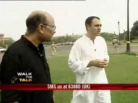 Walk The Talk: Omar Abdullah