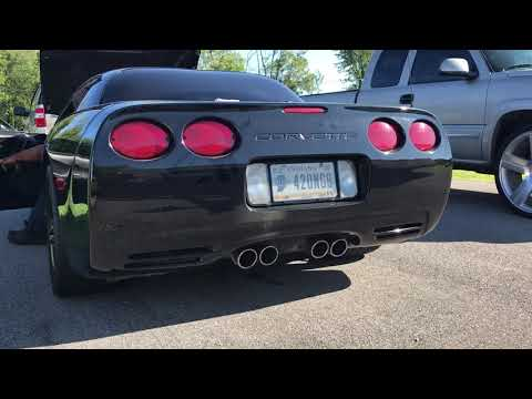 Brian Tooley Racing Stage 4 cam C5 Z06 Corvette