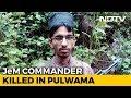 Pulwama Terror Mastermind Kamran, Pakistani, Killed In 12-Hour Encounter