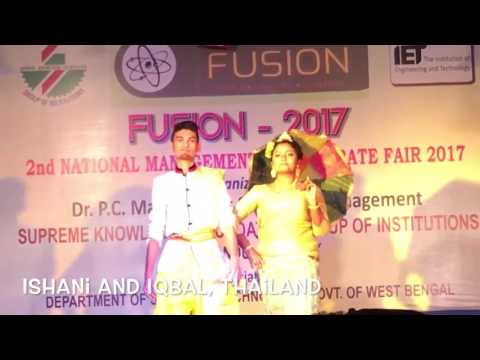 Unity in Diversity, Costume Galore Fusion'17