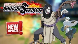 Unlocking Orochimaru! Naruto to Boruto Shinobi Striker
