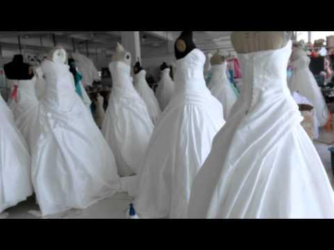 wedding dress factory