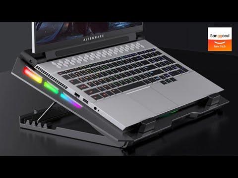 ICE COOREL A13 Laptop Cooling Pads丨Laptop Cooling Stand  - Banggood New Tech