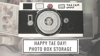 HappyTaeDay - Simple Photo Box