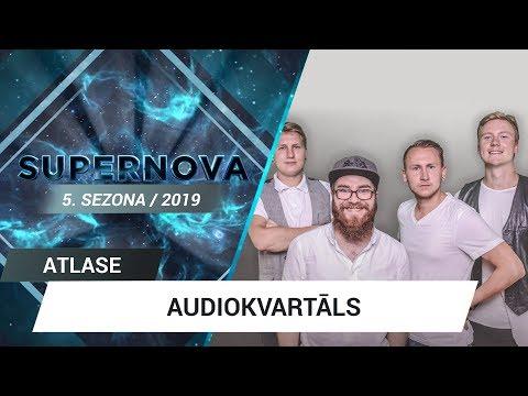 "Audiokvart�ls ""Tu man pajaut�"" | Supernova 2019 ATLASE"